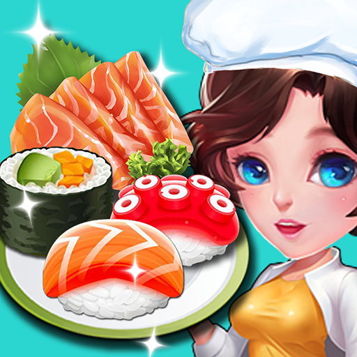 Sushi food games-cook games world chef sushi game