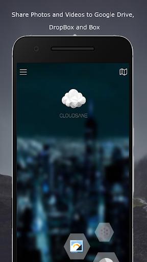 CloudSane: Sync media files to cloud 1.2 screenshots 2