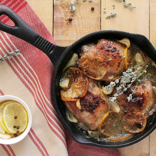Joe's Roasted Garlic Chicken