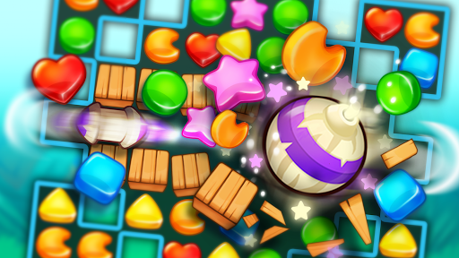 Animatch Friends - cute match 3 Free puzzle game modavailable screenshots 15