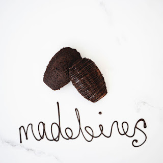 Mocha Madeleines
