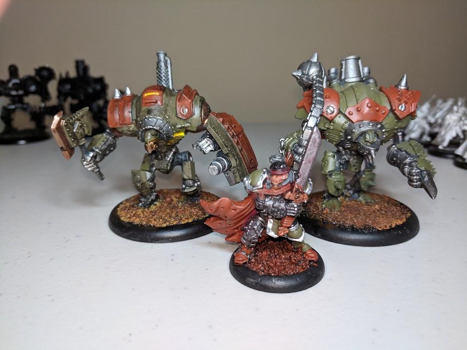 Mercenary Battlegroup