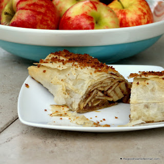 Apple Strudel {Recipe}