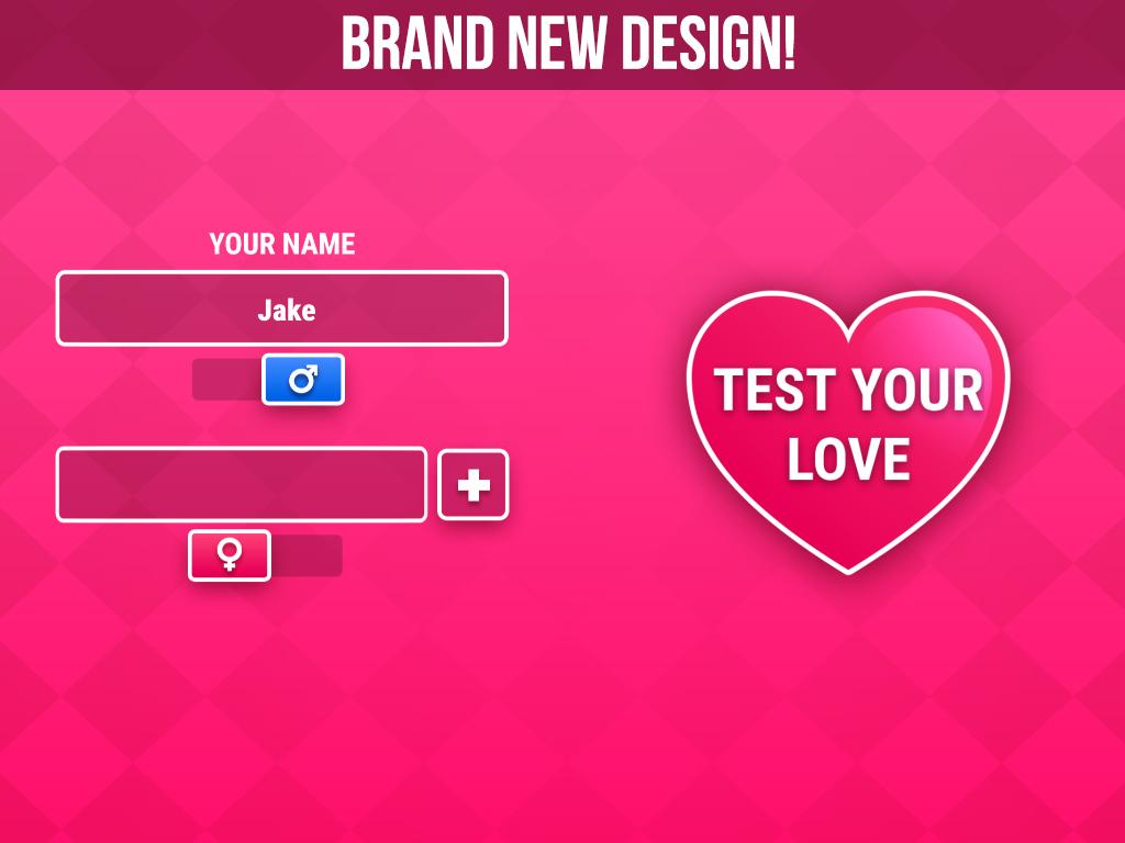 Love Tester Deutsch
