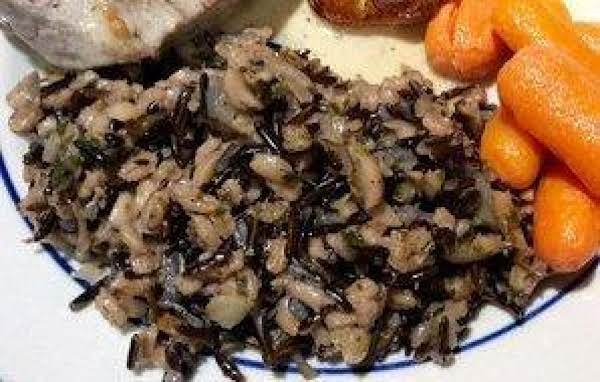 Wild Rice And Barley Pilaf (oven-baked)