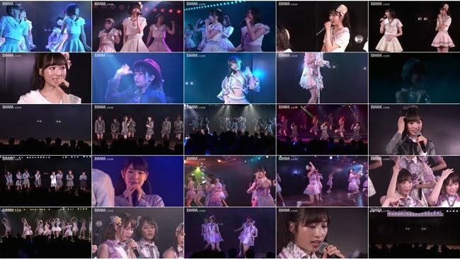 [TV-Variety] AKB48 チーム8 湯浅順司「その雫は、未来へと繋がる虹になる。」公演 小栗有以 生誕祭 DMM HD (2019.06.22)