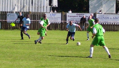Photo: 29/08/10 v Eton Manor (FA Cup Preliminary Round) 3-2 at LTFC - contributed by Bob Davies