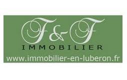 Logo de F&F IMMOBILIER