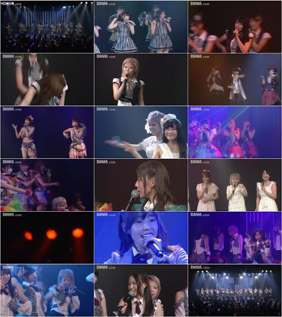 (LIVE)(公演) NMB48 チームM「RESET」公演 160512 160518