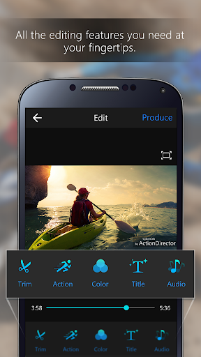 ActionDirector Video Editor v1.2.0 [Unlocked]