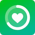 GoFit: Free Intermittent fasting Fitness App icon