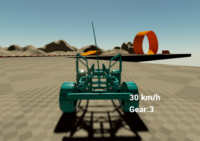 android car sandbox Screenshot 0