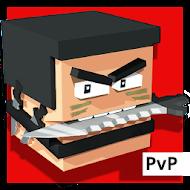 Fight Kub: мультиплеер PvP mmo [Мод: много сундуков]
