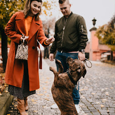 Wedding photographer Aleksandra Namestnikova (namestnikova). Photo of 29.11.2018
