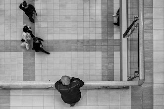Photo: walk and observe the grid