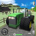 Farming Tractor Driving - Farmer Simulator 2019 icon
