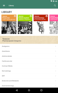 Tarascon Pharmacopoeia- screenshot thumbnail
