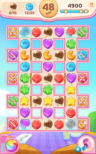 Cookie Crush 2 - Match Adventure 1.4.2 de.gamequotes.net 2
