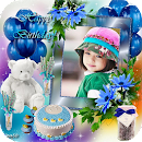 Birthday Cake Photo Frame v 1.1