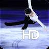 Ice Skating HD Wallpaper icon
