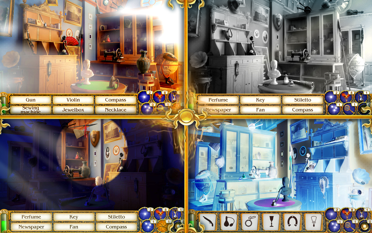 🔎 Time Gap: Hidden Object Christmas Mystery- screenshot