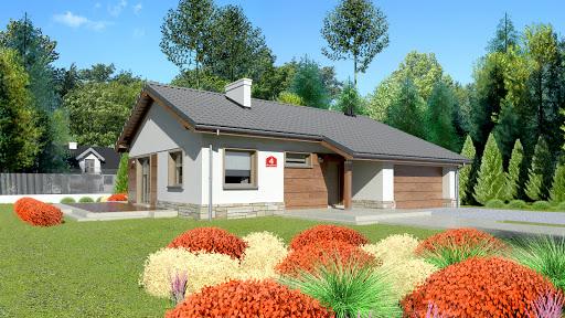 projekt Dom przy Przyjemnej 4
