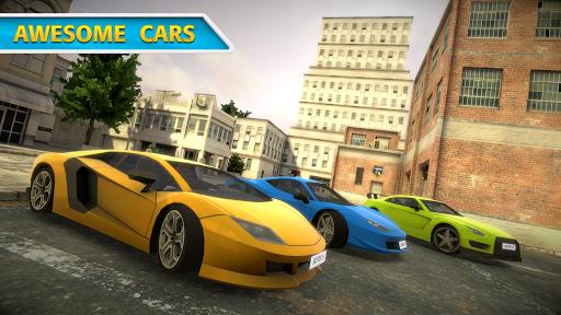 Télécharger gratuit Real Car Parking Simulator 16 APK MOD 1