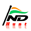 Indhunt - App for News & Education 100% Indian icon