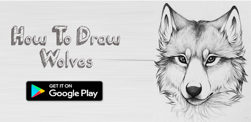 How To Draw Wolves Apps I Google Play