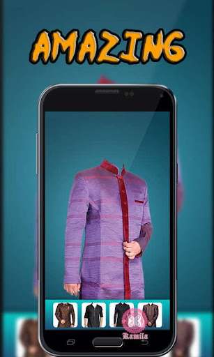 Man Salwar Kameez Suit