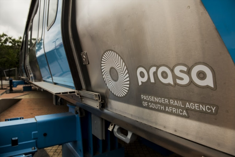 Some of the problems faced by Prasa included cable theft' manual authorisations and unsafe coaches.