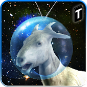 Scary Goat Space Rampage
