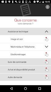 Mon Bouton screenshot 1