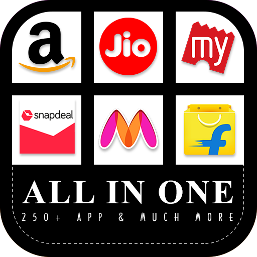 All ln One Online Shopping App & Much More...
