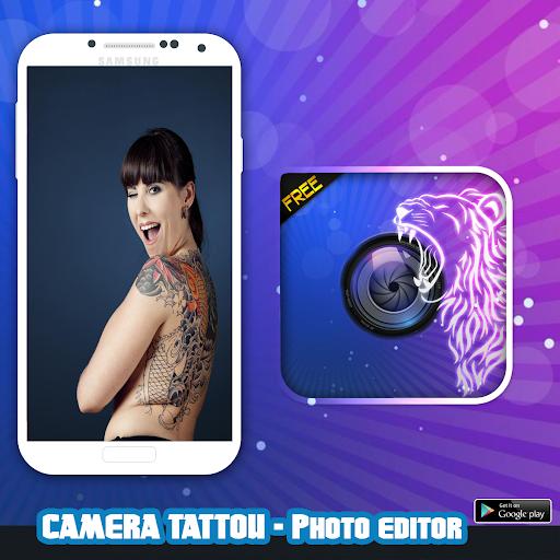 免費下載攝影APP|Camera Tattoo - Photo Editor app開箱文|APP開箱王