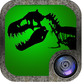 Jurassic Picture Builder Dinosaur Photomontage