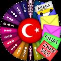 Çarkıfelek Mobil - Finalde Zarf Seç icon