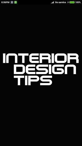 玩免費遊戲APP|下載Interior Design Tips app不用錢|硬是要APP