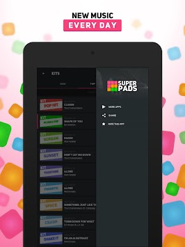 SUPER PADS - Кліки APK screenshot thumbnail 11