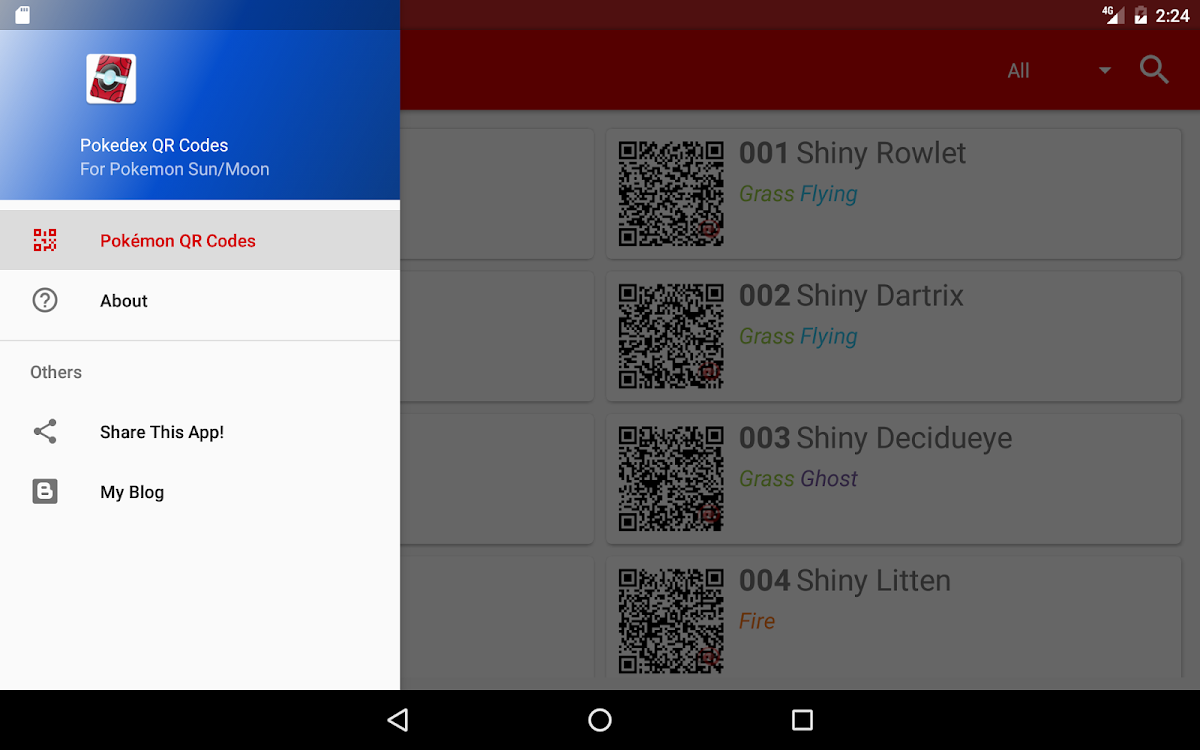 Rotomdex Alola Qr Codes Android Applications Appagg