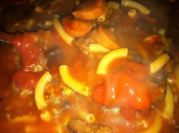 Mexi-goulash Recipe