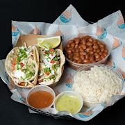 Cajun Grilled Shrimp Taco