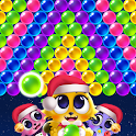 Space Cats Pop - Kitty Bubble Pop Games icon