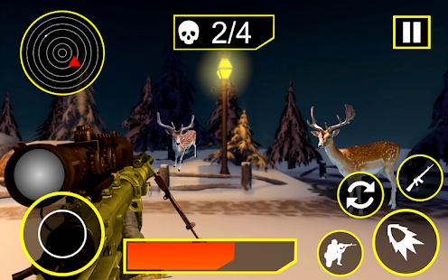 Animal Hunter 2018 Sniper Shooter - náhled