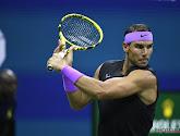 Nadal zorgt tegen Cilic voor één van de strafste punten op US Open