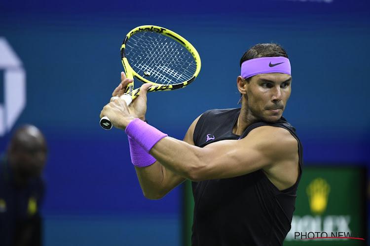 Nadal komt met hoopvol nieuws met het oog op de ATP Finals