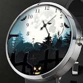 Halloween Night Watch Face