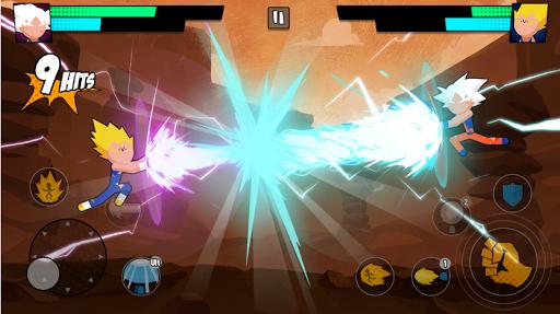 Super Dragon Stickman Battle - Warriors Fight 0.5.2 screenshots 1