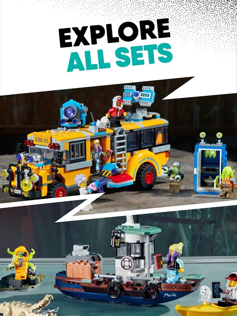 LEGO® HIDDEN SIDE™ Screenshot 11