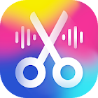 Music cutter ringtone maker - MP3 cutter editor icon